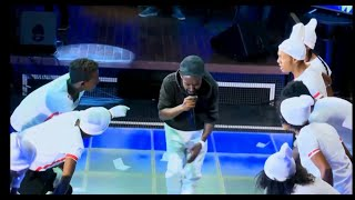 Comdedian Thomas Live On Seifu Show
