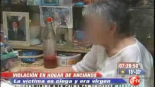 chileno viola a anciana de 89 años