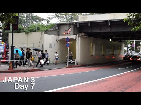 Japan 3 ! Day 7 Travel VLOG
