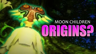 Who are the MOON CHILDREN of Majora's Mask? (Zelda Theory)
