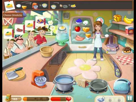 Kitchen Scramble Level 20