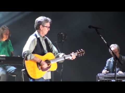 "Eric Clapton ""Hello Old Friend"" Manchester Arena 14/5/13"