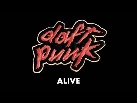 Daft Punk - Alive (Official Audio)