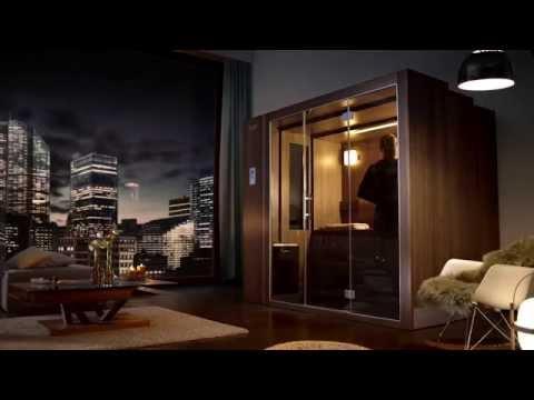 klafs videolike. Black Bedroom Furniture Sets. Home Design Ideas