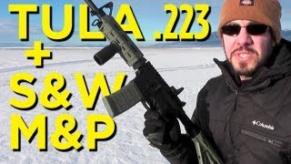 Will Tula .223 Play Nice with my M&P-15 Sport?