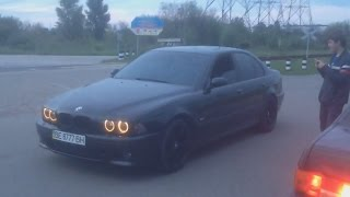 TAZOV Burnout BMW E39 535i Южноукраинск
