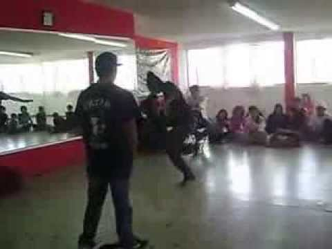 B-boy Royer (Crazy Funk Crew)