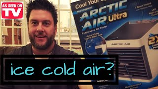 ❄Arctic Air Ultra review❄ - 2019 version: does it really cool? Arctic Air Ultra!