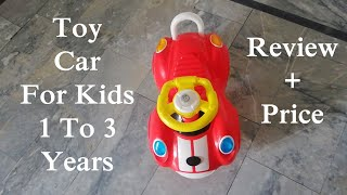 Amazing Toy Car For Kids Review + Price 1 to 3 Year