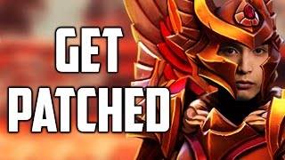 GET PATCHED KIDDO ◄ SingSing Moments Dota 2 Stream [Legion Commander - 6,7k AVG]