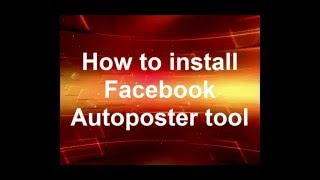 download lagu Facebook Group Auto Poster - How To Install Facebook gratis
