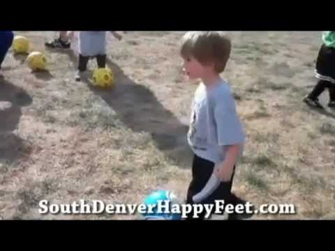 youth soccer camp denver