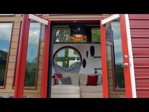 Allure of tiny homes