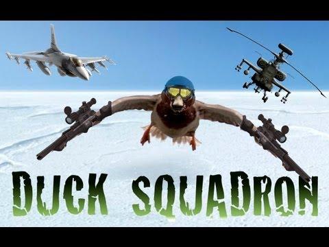 Combat Ducks
