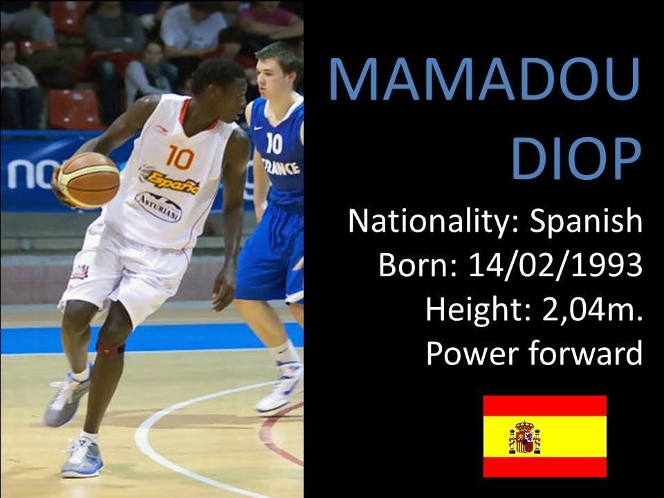Mamadou Diop Mamadou Diop Gaye 2012/13