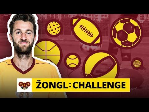 Žongl Challenge: Marek Hanousek