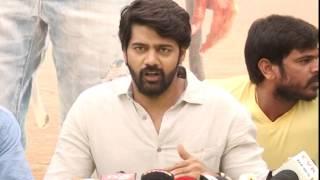 Rachaa - Racha Rambola Telugu Comedy Movie Opening - Naveen Chandra - New Telugu Movies 2014