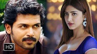 Shruti acting with Karthi in next film