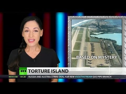 How a CIA island black site is in big trouble