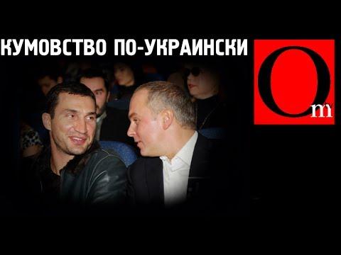 Кумовство по-украински