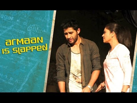 Armaan Is Slapped | Lekar Hum Deewana Dil