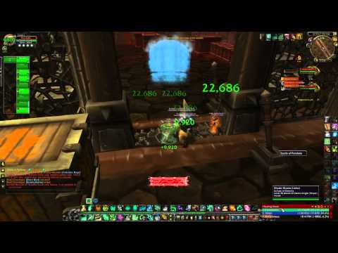 Twochains The Mistweaver - Echoes Of Eternity - Spoils (10 Man Normal) video