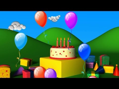 Birthday Song video