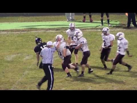 #51 Wyatt Branham 2012 Sophomore Highlights (Pikeville High School)