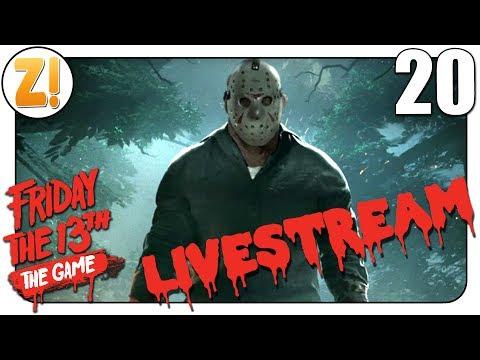 Freitag der 13.: Der letzte Jason ist unser!!! #20 | Let's Play [DEUTSCH][LIVESTREAM]