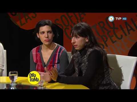 """Otra trama - Entrevista al elenco de """"Almas ardientes"""" - 06-09-14 (1 de 4)"""