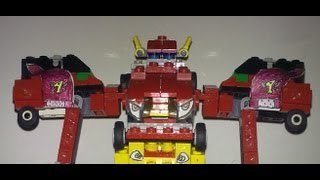 Review - Lego Engine-Oh