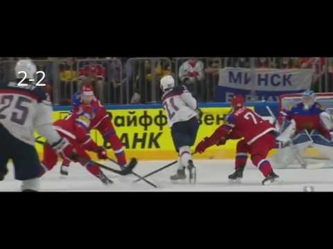 Россия - США 3-5 ~ Хоккей Чемпионат Мира 2017
