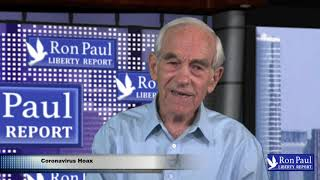 Video: Tuberculosis (TB) killed 1.6M in 2017. Coronavirus has killed 5,000 so far - Ron Paul