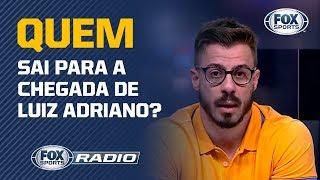Chegada de Luiz Adriano pode sobrar para Borja e Deyverson no Palmeiras?