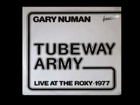 Gary Numan - White Light white Heat