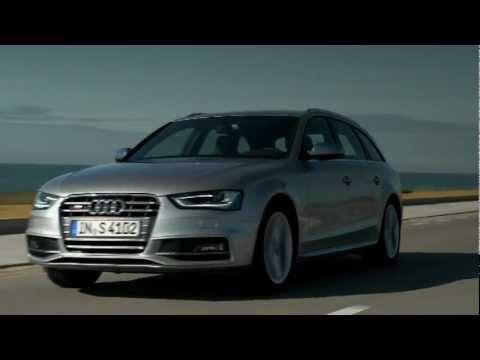 Audi S4 Avant 2012, обзор