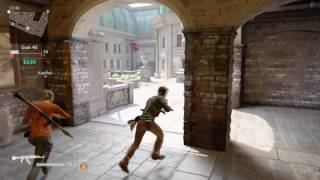 Uncharted 4: A Thief's End™Multiplayer Team Deathmatch