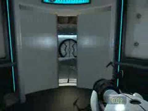 Portal Test Chamber 13 - Least Time (0:09)