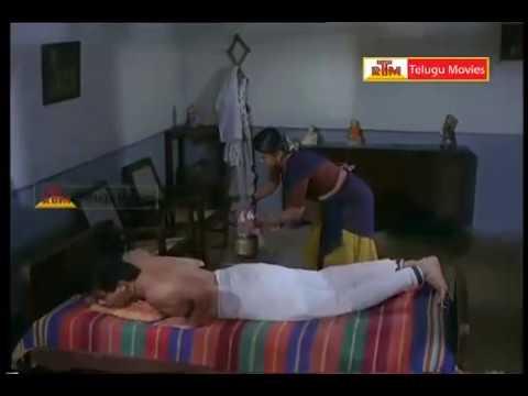 Kamal Hassan & Radhika Lovely Scene - In  Ma Inti Krishnudu Telugu Movie video