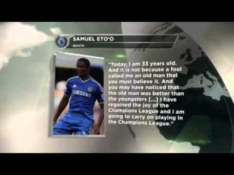 Eto'o hits back at 'fool' Mourinho   ESPN FC