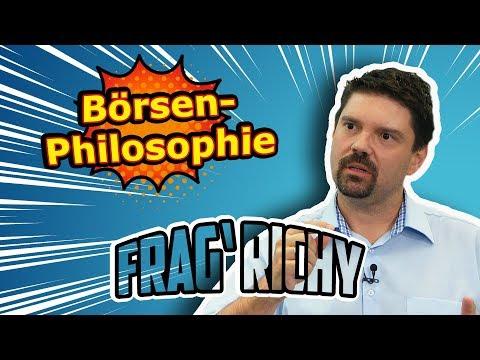 Frag' Richy: Börsen-Philosophie | Börse Stuttgart | Anleihen