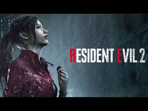 RESIDENT EVIL 2: Remake. Сценарий Claire B (без комментариев) [2K 1440p]