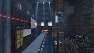 "Portal 2 PeTI - ""Industrial Fallout"" by Skyferret"