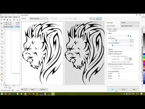 Stunning convert drawing to vector pictures