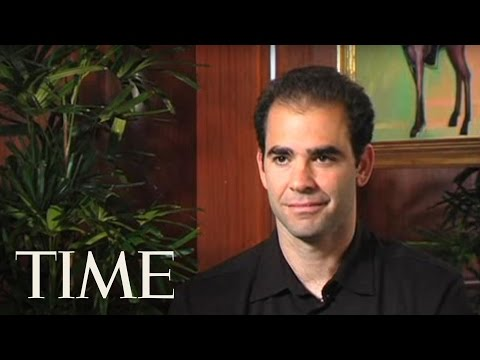 TIME Interviews Pete Sampras Video