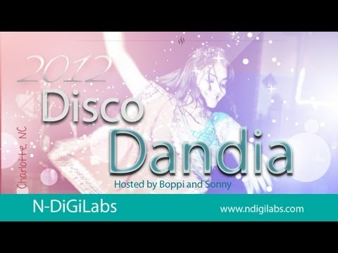 NDigilabs presents Disco Dandia 2012 Charlotte NC USA