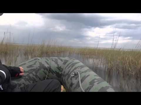 Озеро Черталы. Щука.Омская рыбалка.
