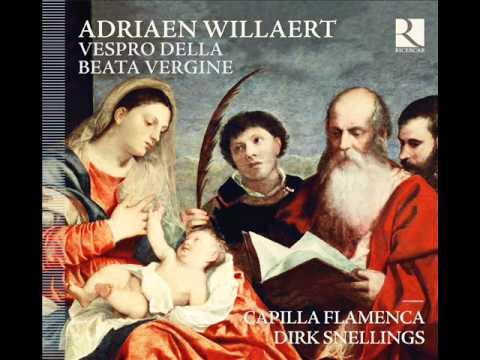 Adrian Willaert - Benedicta es caelorum regina