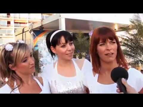 K3 interview bij TOTZ 2008
