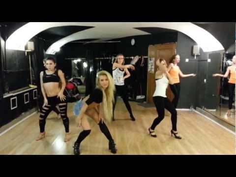 GO-GO dance with Julia/ Madonna - Girl gone wild